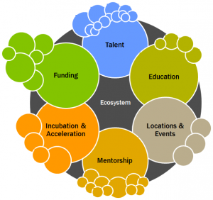 Components of Startup Ecosystem